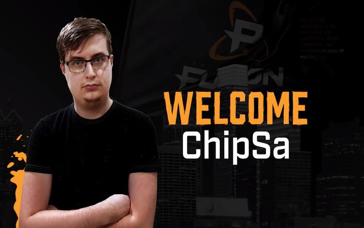 Streamer ChipSa sẽ trở thành tuyển thủ của Philadelphia Fusion trong mùa giải 2020