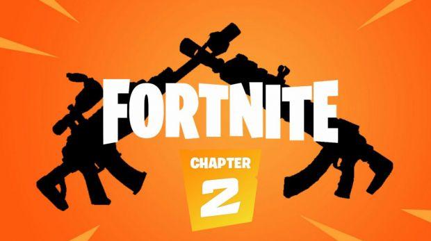 Fortnite rò rỉ thông tin về vũ khí mới trong Chapter 2