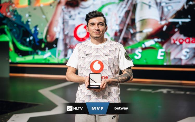 woxic giành danh hiệu MVP CS:GO Asia Championships một cách đầy xứng đáng