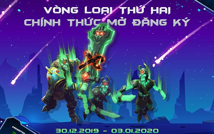 Cơ hội thứ 2 tham dự Vietnam Master League Season 1 chính thức mở cửa