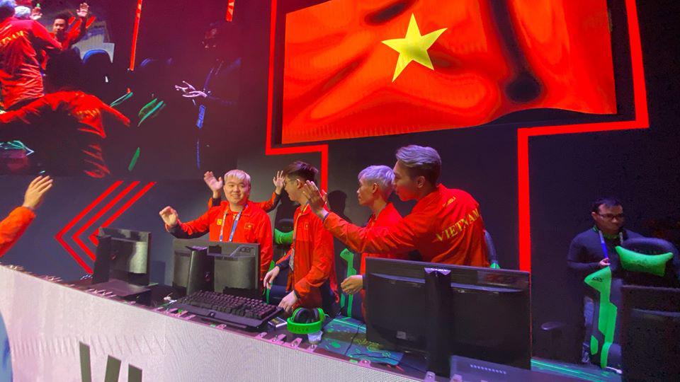 Việt Nam sẽ tái đấu với Thái Lan trong trận Chung kết nhánh thua Liên Quân Mobile SEA Games 30