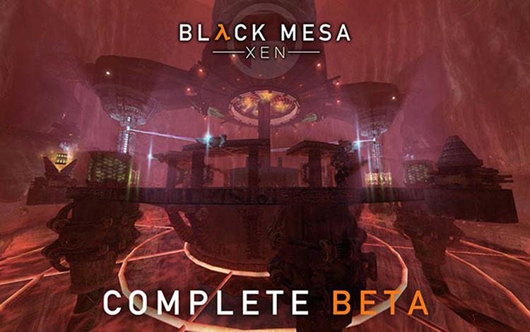 Black Mesa: Xen chính thức được hoàn thành cốt truyện
