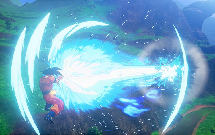Game bom tấn trong năm 2020: Dragon Ball Z: Kakarot