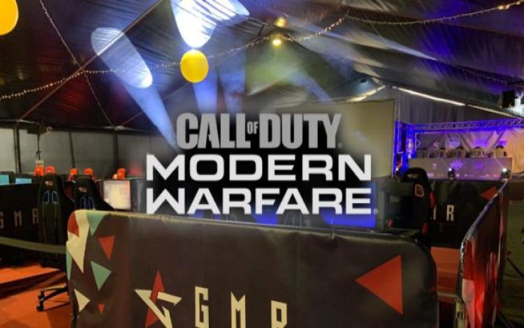 Sự kiện Call of Duty Malta suýt bị hoãn lại vì gặp bão.