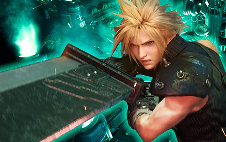 Final Fantasy VII tung trailer mới tại The Game Awards