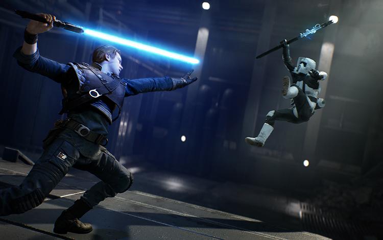 EA lên kế hoạch phát triển Star Wars Jedi: Fallen Order 2