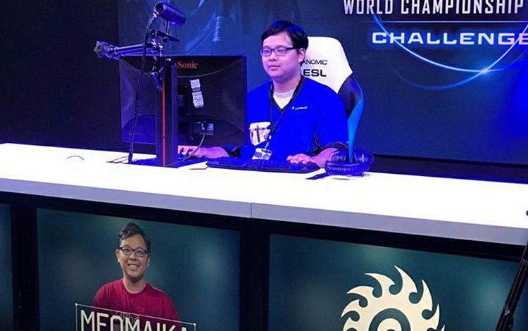 GTV.MeomaikA được mời tham dự giải đấu StarCraft 2 lớn nhất tại Úc