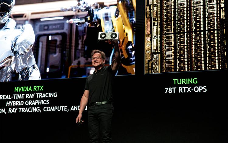 NVIDIA tự tin GPU GeForce RTX sẽ mạnh hơn mọi chiếc console thế hệ mới