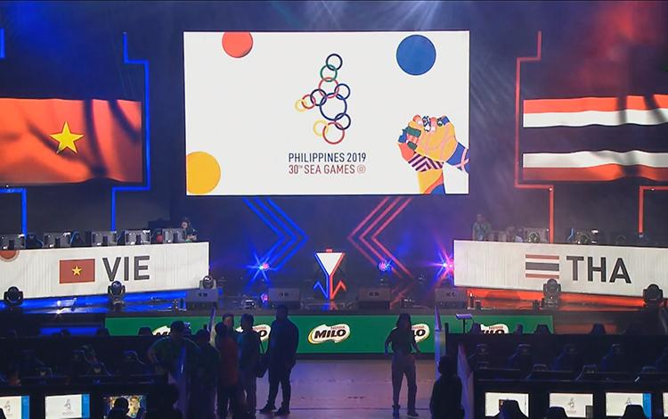 Trực tiếp: Ngày thi đấu thứ 2 của đoàn eSports Việt Nam
