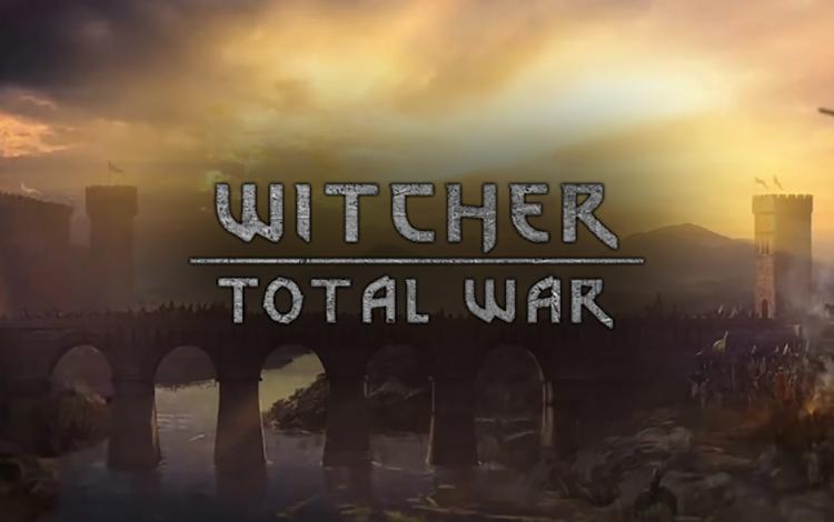 The Witcher phiên bản game chiến thuật với bản mod Total War
