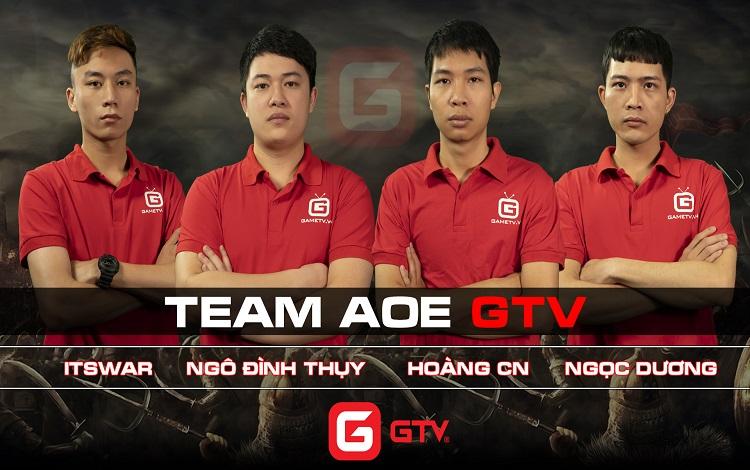 GTV tung đội hình chính thức tham gia giải đấu Hà Nội Open 8
