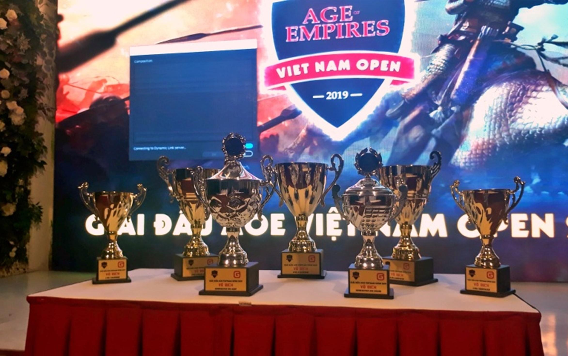 Nhìn lại những giải đấu lớn của AoE Việt Nam trong năm 2019