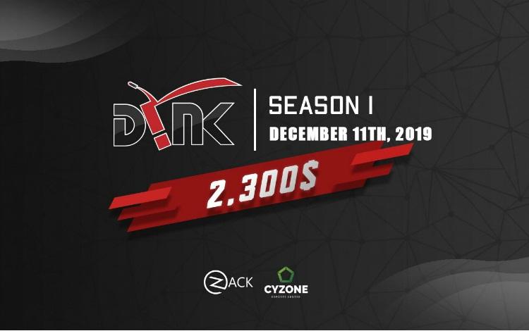Có gì ở D!nk Cup Season 1 - giải đấu CS:GO Việt Nam với tổng giá trị giải thưởng lên đến 2,300$?