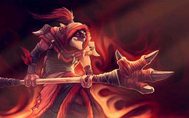 Bạn có biết? Dazzle không phải là Shadow Priest đầu tiên xuất hiện trong thế giới Dota