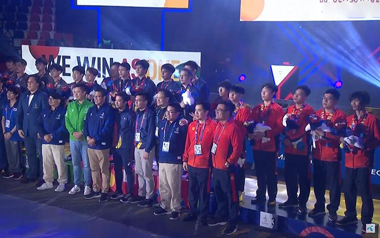 Tổng tiền thưởng cho các vận động viên eSports tại SEA Games 30 có thể là bao nhiêu?