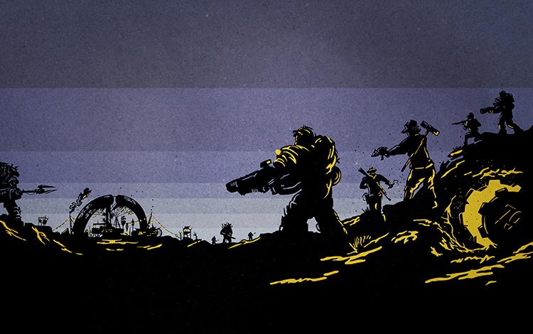 Bethesda bất lực trước nạn hack tràn lan Fallout 76