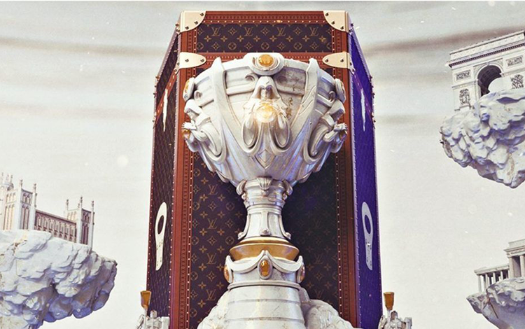 """Thương hiệu xa xỉ Louis Vuitton thông báo """"cháy hàng"""" sản phẩm phiên bản Liên Minh Huyền Thoại"""