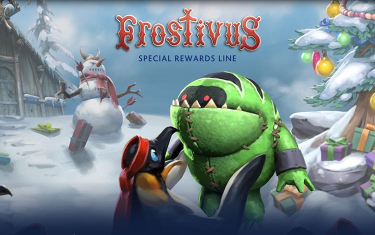 Hướng dẫn chơi sự kiện Frostivus 2019 hiệu quả