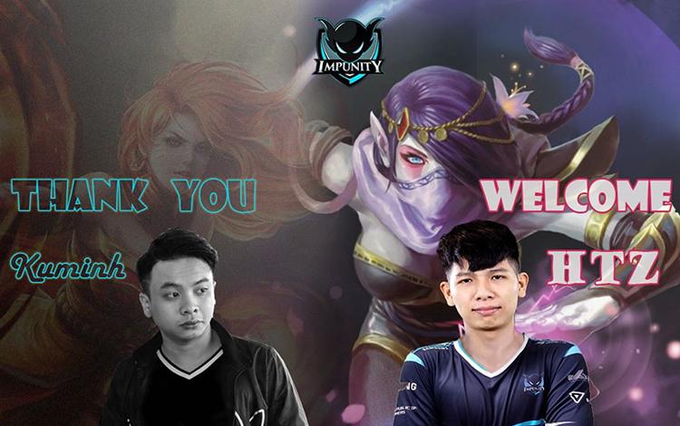 Chia tay 496 Gaming, hTz nhanh chóng được top team Việt Nam săn đón