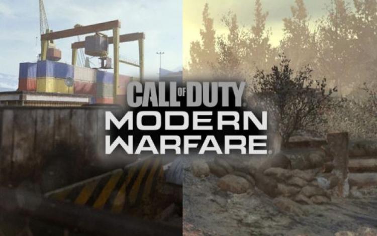 Bug khiến người chơi chết ngay khi bước vào bụi cây trong Modern Warfare