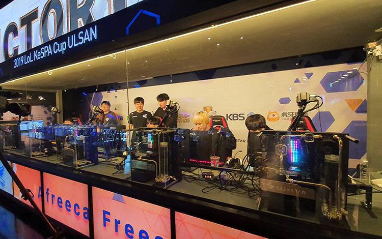KeSPA CUP 2019: Chiến thắng gọi tên SANDBOX GAMING và AFREECA FREECS trong trận đấu không có khán giả