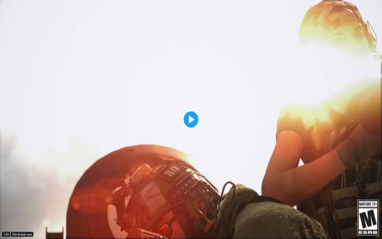 Nhân vật mới trong Call of Duty: Modern Warfare là ai?