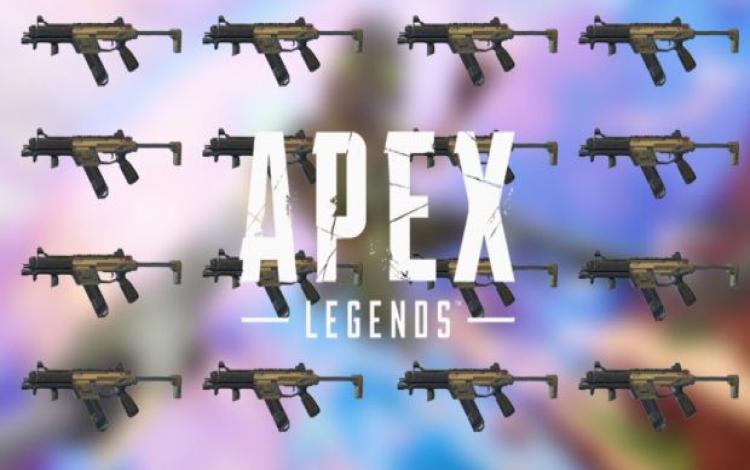 Lỗi kì quái trong Apex Legend khiến súng R-99 nhân lên hàng loạt