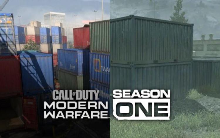 Bản đồ, chế độ và cosmetic mới của Modern Warfare Season 1 sắp ra mắt trong tuần này