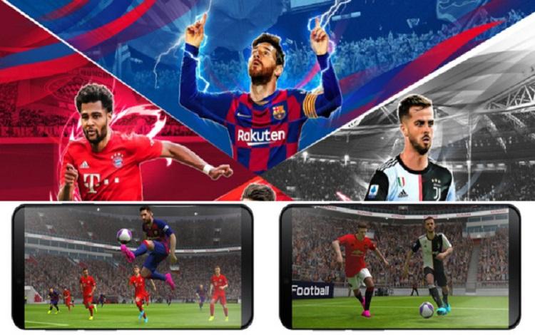 Cách chơi PES 2020 Mobile game bóng đá đỉnh cao trên di động