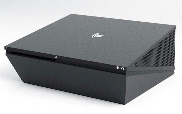 """Thêm những hình ảnh """"rò rỉ"""" về PlayStation 5"""