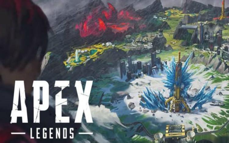 """Người chơi Apex Legends chia sẻ một vị trí cực """"độc"""" để làm Sniper tại Wolrd's Edge"""