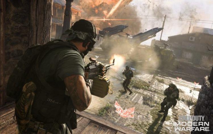 Modern Warfare 2019 phá vỡ kỷ lục về doanh thu và số lượng người chơi