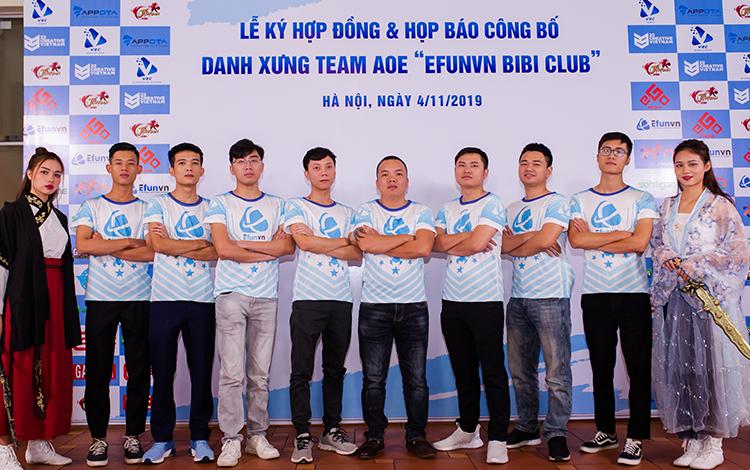 Bản tin AoE ngày 02/12: Hạ gục Skyred, EFUNVN BiBi club vô địch trước một vòng đấu