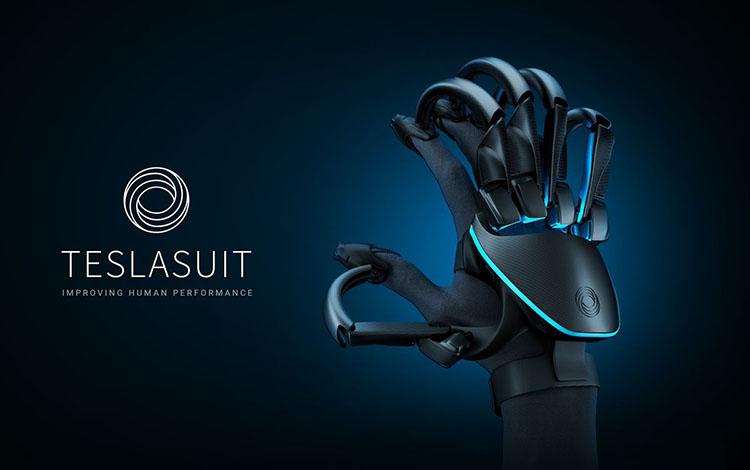Xuất hiện chiếc găng tay VR đầu tiên trên thị trường
