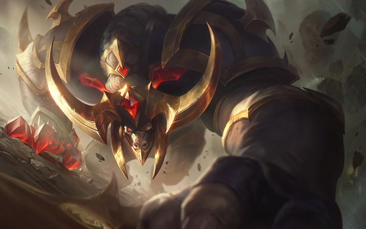 Truyền thuyết mới của Draven, Jax và Alistar được Riot Games công bố