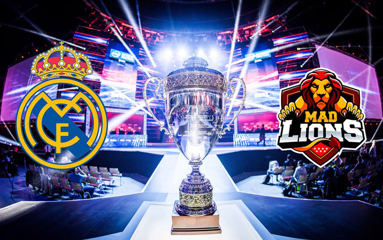 Đội tuyển LMHT của Real Madrid chính thức công bố đội hình Academy