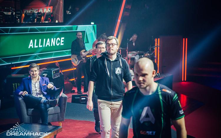 Nhánh thua vòng playoff Leipzig Major: Châu Âu thất thủ