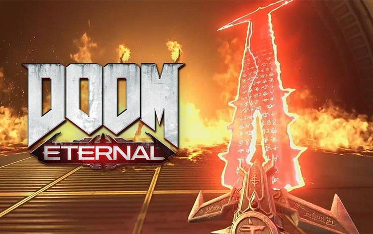 Doom Eternal tung trailer 2 báo động về cuộc chiến cực kỳ tàn khốc