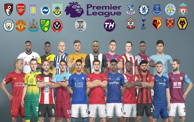 Top 10 câu lạc bộ Ngoại Hạng Anh mạnh nhất trong PES 2020 (phần 1)