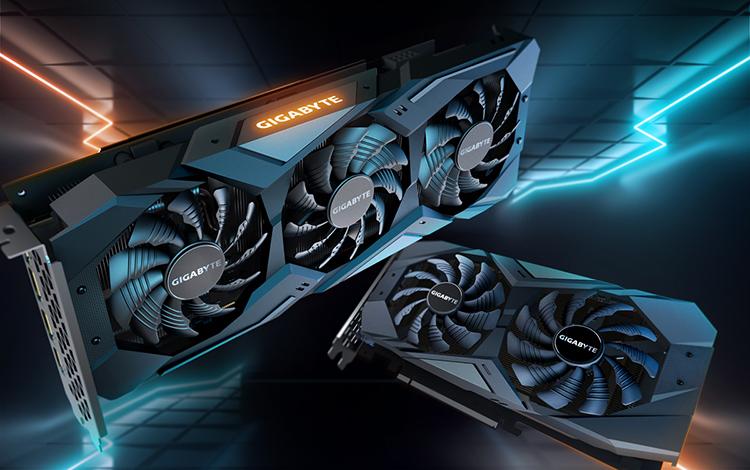 GIGABYTE giới thiệu cặp anh em song sinh Radeon RX 5600 XT