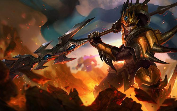 Người chơi Liên minh Huyền thoại vận dụng thành công hẻm mới để thoát thân