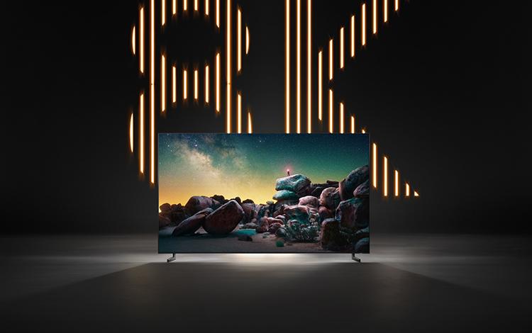 Samsung ra mắt QLED 8K TV với thiết kế tràn viền tại CES 2020