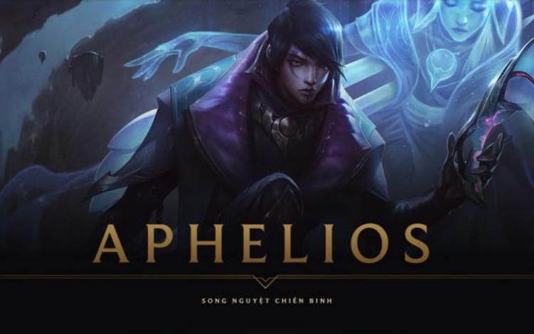 Mẹo khiến cho Song Nguyệt Chiến Binh - Aphelios có thể kết liễu mục tiêu từ khoảng cách không tưởng