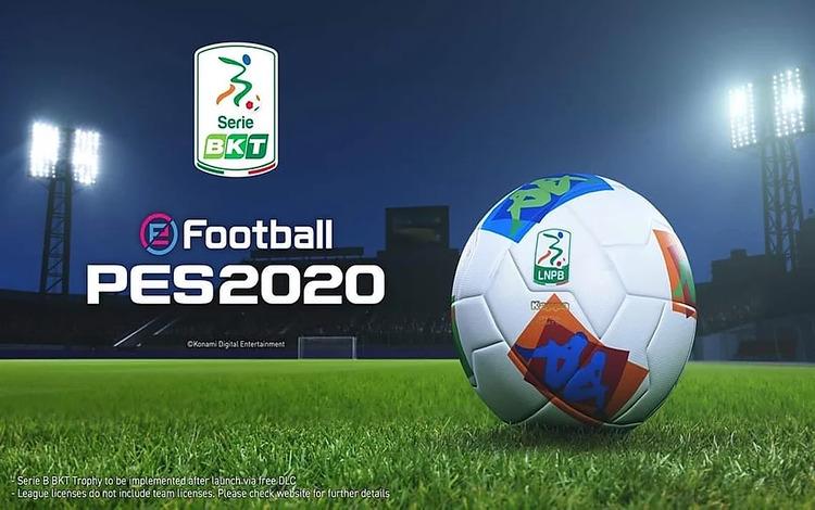 """Konami tiếp tục """"thâu tóm"""" độc quyền một giải đấu nữa trong PES 2020"""