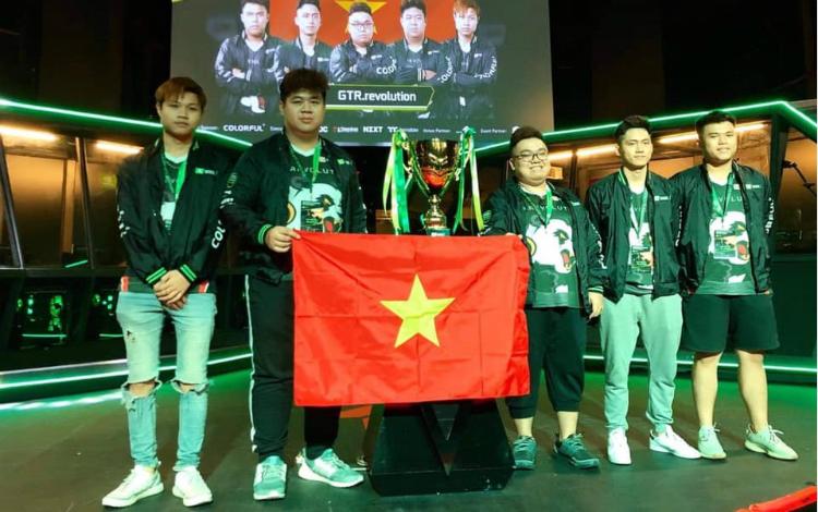 Thi đấu thành công, GTV.Revolution chính thức lọt vào bán kết Geforce Cup Grand Finals