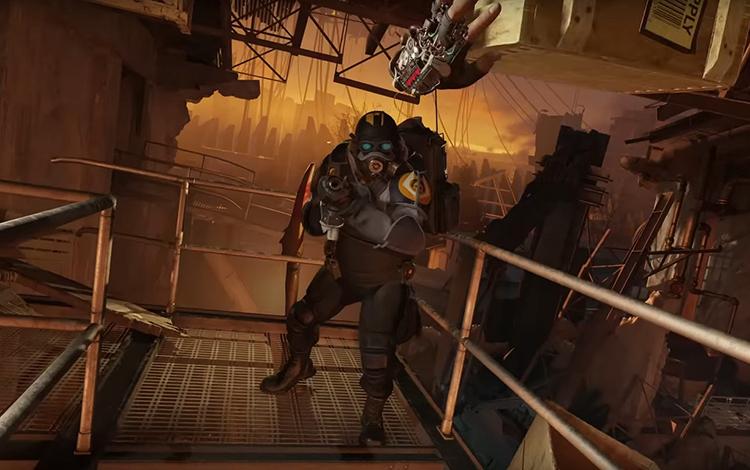 Hình ảnh mới nhất của Half-Life: Alyx khiến fan cực kỳ phấn khích