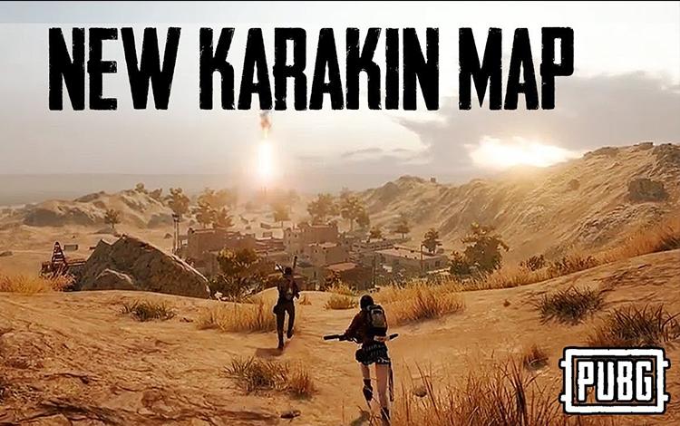 PUBG công bố bản đồ Karakin mới cùng cơ chế phá hủy công trình siêu độc đáo
