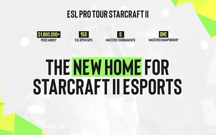 Vận động viên StarCraft 2 toàn cầu phản ứng ra sao về ESL Pro Tour?