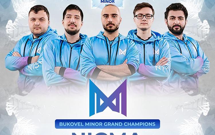"""Giành chiến thắng kịch tính trước RNG, Nigma """"lên đỉnh"""" tại Bukovel Minor"""