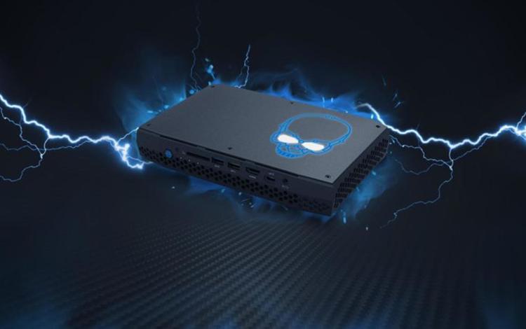 Điểm sáng duy nhất của Intel trong năm 2020 - Phantom Canyon NUC 11